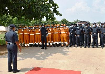 बिहार से एनडीआरएफ की 6 टीमें चक्रवात गुलाब से निपटने के लिए पश्चिम बंगाल रवाना