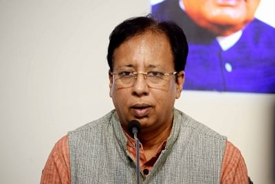 लोजपा एनडीए का हिस्सा है, पारस केंद्रीय मंत्री हैं : डॉ. संजय जायसवाल
