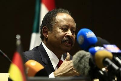 सूडान के प्रधानमंत्री ने कहा कि मौजूदा विवाद सेना, नागरिकों के बीच नहीं