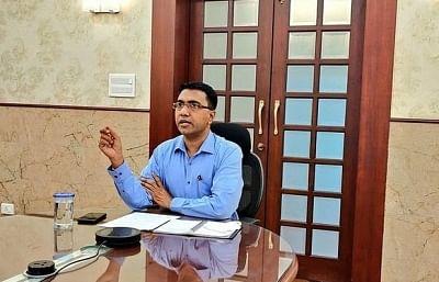 2022 के चुनावों से पहले गोवा में राजनीतिक पर्यटन शुरू हुआ: सावंत