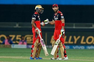 आईपीएल 2021 : मैक्सवेल की विस्फोटक पारी के दम पर आरसीबी ने राजस्थान को 7 विकेट से हराया (लीड-3)