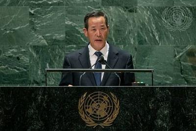 नॉर्थ कोरिया ने अमेरिका से संयुक्त सैन्य अभ्यास को स्थायी रूप से बंद करने का किया आग्रह