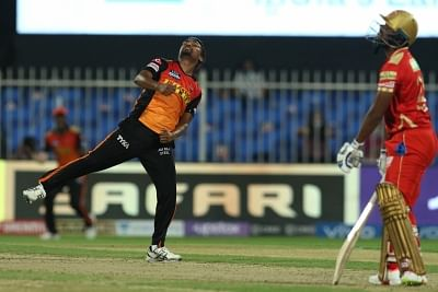 आईपीएल 2021 : पंजाब किंग्स ने सनराइजर्स हैदराबाद को दिया 126 रनों का लक्ष्य