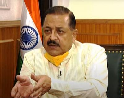 केंद्र शासित प्रदेश बनने पर जम्मू-कश्मीर में कई सुधार किए गए : जितेंद्र सिंह