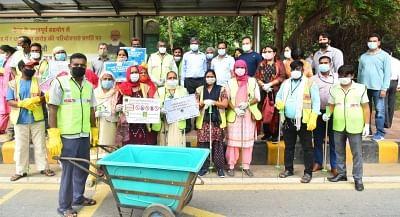 दिल्ली निगम, सरकार की मिलीभगत के चलते सीलबंद भवनों में चल रही व्यवसायिक गतिविधियां : दिल्ली कांग्रेस