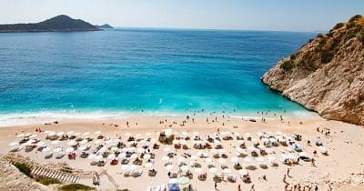 तुर्की के अंताल्या ने 2021 में 6 मिलियन से अधिक विदेशी पर्यटकों को किया आकर्षित