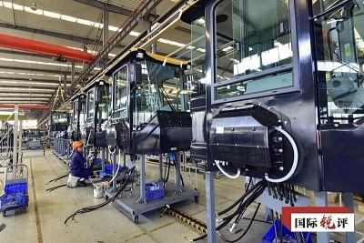 चीन विश्व आर्थिक वृद्धि का स्तंभ बना हुआ है