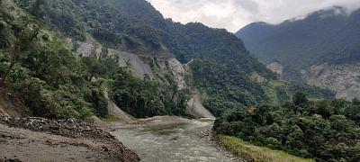 अरुणाचल की नदी में मलबा डाले जाने पर पर्यावरण मंत्रालय, एनएचएआई को नोटिस