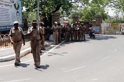 तमिलनाडु पुलिस ने लिट्टे से सहानुभूति रखने वाले लोगों के परिसरों में तलाशी ली