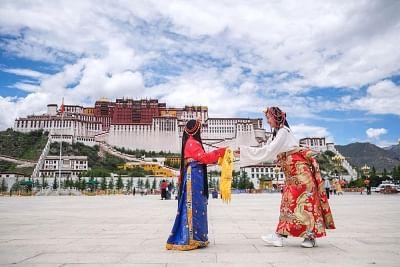 यूएन मानवाधिकार परिषद के 48वें सम्मेलन में तिब्बत के मानवाधिकार संबंधित विषय पर बैठक आयोजित
