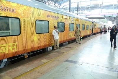 गणपति उत्सव के दौरान 261 गणपति स्पेशल ट्रेनें