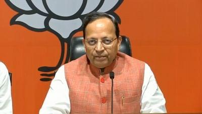 कर्नाटक भाजपा प्रभारी अरुण सिंह बोले, सिद्धारमैया हिंदू विरोधी हैं
