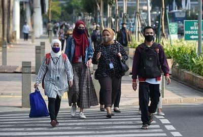 इंडोनेशियाई पर्यटन स्थल कोविड प्रतिबंधों में ढील के बाद फिर से खुले
