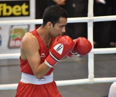 5वीं एलीट मेन्स नेशनल बॉक्सिंग चैंपियनशिप के दूसरे दिन एसएससीबी के मुक्केबाजों का दबदबा