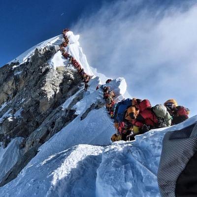160 पर्वतारोहियों को नेपाल के अंदर 2 चोटियों पर चढ़ने की मिली अनुमति