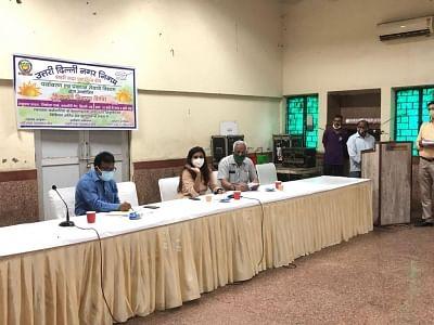 उत्तरी दिल्ली नगर निगम ने स्वच्छता कर्मचारियों के लिए आयोजित किया शिकायत निवारण शिविर