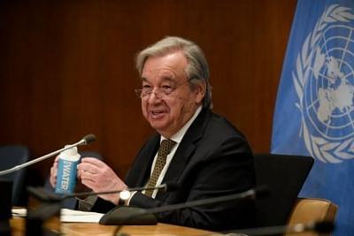 संयुक्त राष्ट्र प्रमुख ने अंतर्राष्ट्रीय शांति दिवस पर एकजुटता का किया आह्वान