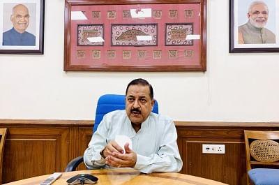 लद्दाख में सीईटी के 2 केंद्र होंगे : जितेंद्र सिंह
