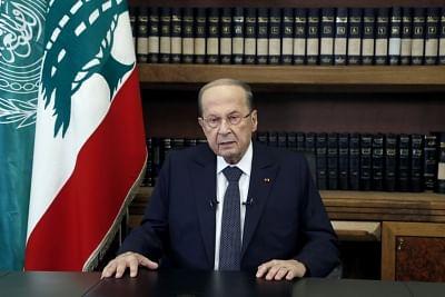 इजरायल के साथ अप्रत्यक्ष सीमा निर्धारण वार्ता फिर से शुरू करने का इच्छुक है लेबनान