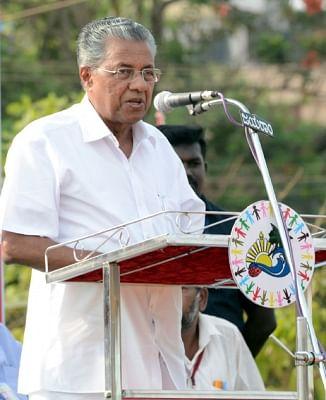 पिनराई विजयन मोदी के कर्जदार: कांग्रेस