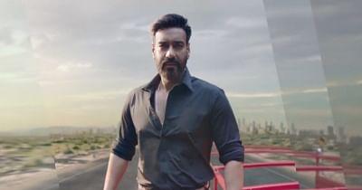 आनंद महिंद्रा ने विज्ञापन के लिए अजय देवगन का फूल और कांटे स्टंट किया ट्वीट