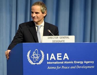 ईरान: आईएईए प्रमुख के साथ बातचीत रचनात्मक