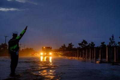 इंडोनेशिया में बाढ़ का कहर, हजारों लोग प्रभावित