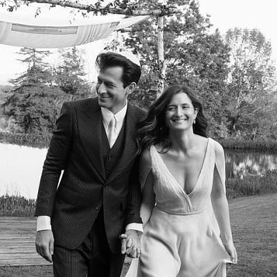 मार्क रॉनसन ने मेरिल स्ट्रीप की बेटी के साथ की शादी
