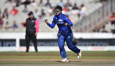 महिला रैंकिंग : दीप्ति शर्मा ने टी20 रैंकिंग में एक स्थान का किया सुधार