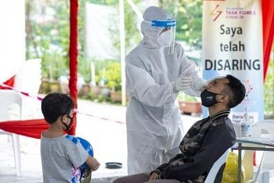 मलेशिया में कोरोनावायरस के 15,669 नए मामले