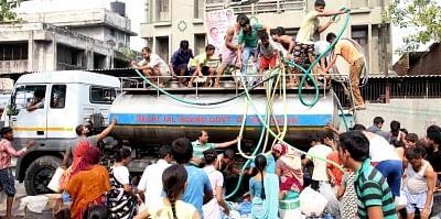 दिल्ली के कुछ हिस्सों में 17 सितंबर तक पानी की किल्लत होगी : डीजेबी