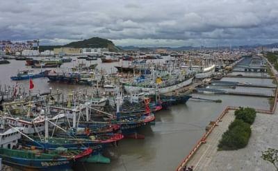 चीन ने समुद्री ग्रीष्मकालीन मछली पकड़ने पर प्रतिबंध लागू करने वाली विशेष कार्रवाई समाप्त की