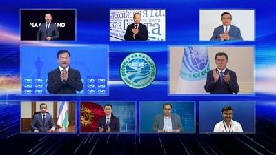 चीन-एससीओ समाचार एक्सचेंज मंच ऑनलाइन हुआ