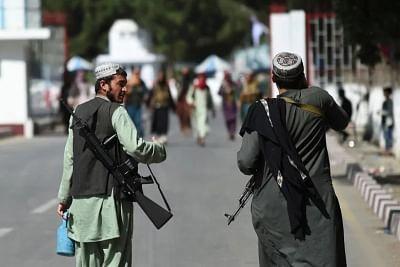 तालिबान नेता मुल्ला हसन अखुंद अफगानिस्तान के प्रमुख के रूप में नामित