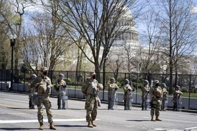 दक्षिणपंथी रैली से पहले यूएस कैपिटल के आसपास सुरक्षा उपाय बढ़ाए गए