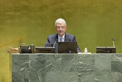 यूएनजीए अध्यक्ष ने एसडीजी को लागू करने के प्रयासों को दोगुना करने का आहवान किया