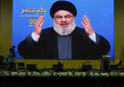 लेबनान पहुंचने वाला पहला पोत ईरानी तेल ले जा रहा है: हिज्बुल्लाह