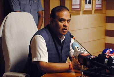 कांग्रेस ने नगा शांति वार्ता में असम के मुख्यमंत्री की भागीदारी पर उठाया सवाल