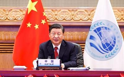 शीचिनफिंग ने अफगान मुद्दे पर तीन सुझाव पेश किये