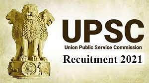 UPSC ने निकाली केंद्र सरकार में इन पदों भर्ती, सातवें वेतन आयोग के अनुसार मिलेगी सैलरी