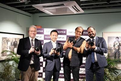 फूजीफिल्म ने भारत में नया मिररलेस कैमरा किया लॉन्च