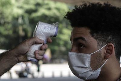 ब्राजील में कोरोना से हुई मौतों का आंकड़ा 6 लाख के पार
