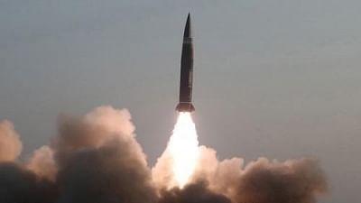 उत्तर कोरिया ने पूर्वी सागर की ओर दागी बैलिस्टिक मिसाइल