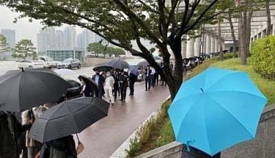 दक्षिण कोरिया: अब 8 लोगों को सामाजिक समारोहों में जाने की अनुमति होगी