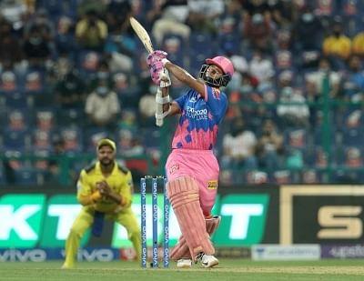 आईपीएल 2021 : जायसवाल और दुबे ने राजस्थान को चेन्नई पर शानदार जीत दिलाई (लीड-2)