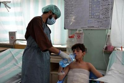 यूनिसेफ के अधिकारी ने अफगानिस्तान में बिगड़ते हालात को लेकर चेताया