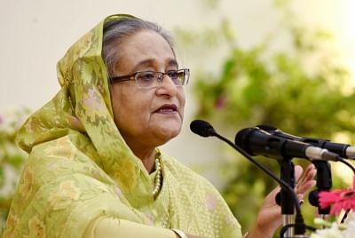 तालिबान की सत्ता में वापसी की चुनौतियों का सामना करने के लिए तैयार : हसीना