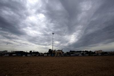 आईएमडी ने चेन्नई में आंधी और भारी बारिश की भविष्यवाणी की