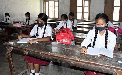 ओडिशा सरकार ने कक्षा 8 से 12 तक के स्कूलों को फिर से खोलने का दिया निर्देश
