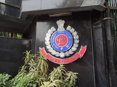 रेल रोको : दिल्ली के निजामुद्दीन रेलवे स्टेशन पर तैनात किए गए पुलिसकर्मी